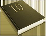 I 10 più bei libri letti nel 2010