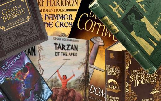 I miei 7 personaggi letterari preferiti