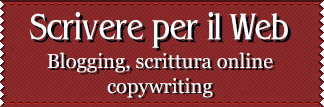 Scrivere per il web