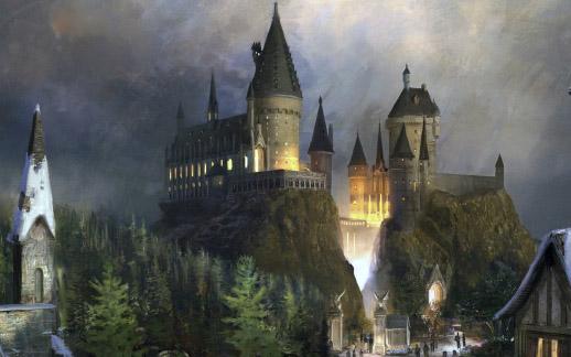 Lo scrittore nel castello