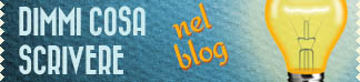 Dimmi cosa scrivere nel blog