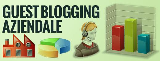 Guest blogging per aziende