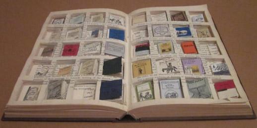 Trovare libri dentro i libri