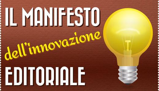 Il Manifesto dell'innovazione editoriale