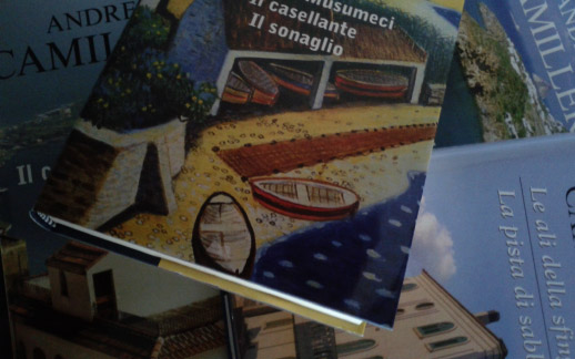 La scrittura di Andrea Camilleri