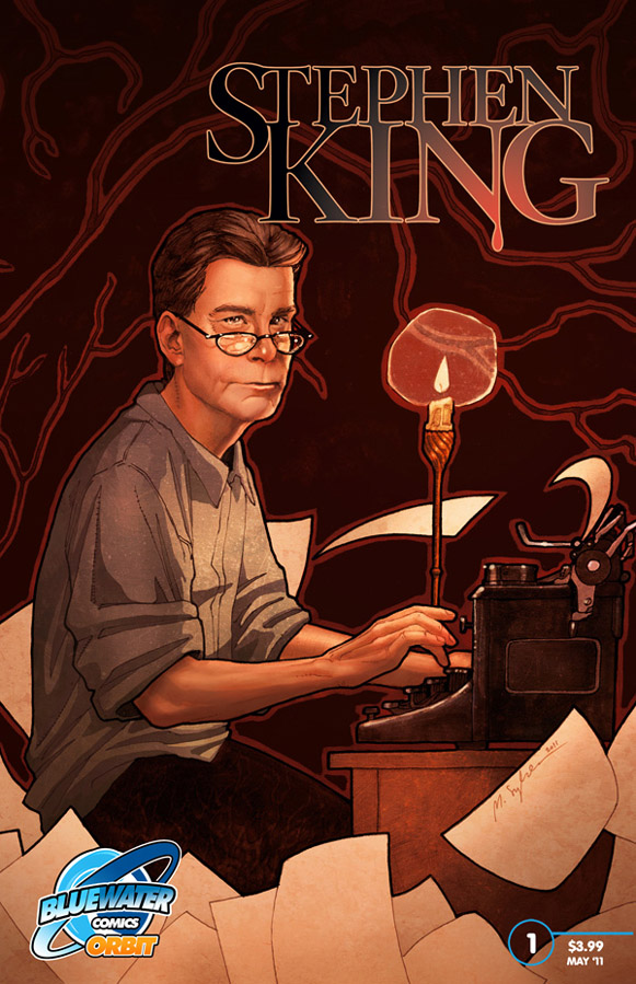 Stephen King comic book