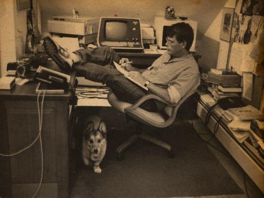 Scrivere una storia come Stephen King