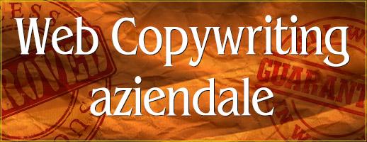 Web copywriting aziendale