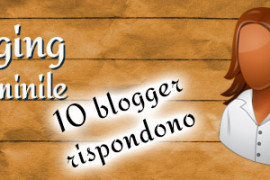 Blogging al femminile