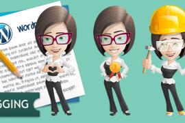 3 punti da considerare per affrontare il blogging
