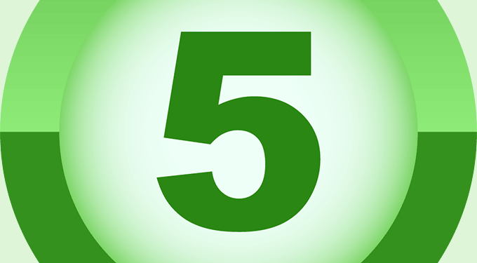 5 elementi della storia