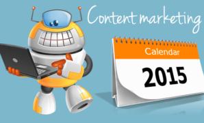 Content marketing nel 2015: contenuti da creare e da evitare