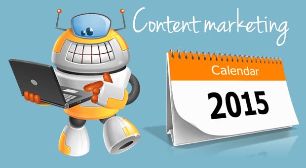 Content marketing nel 2015