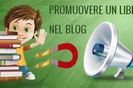 Come promuovere un libro nel blog