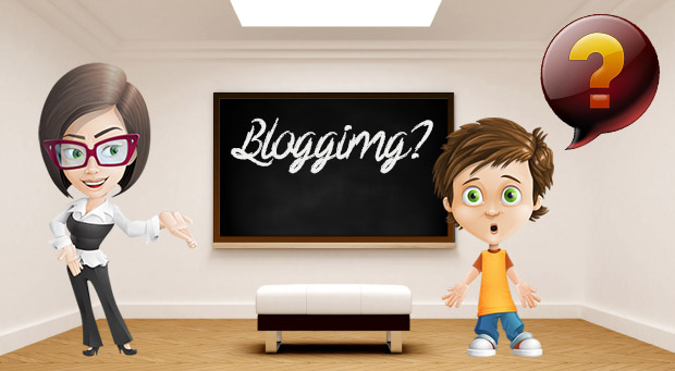 Difficoltà nel blogging