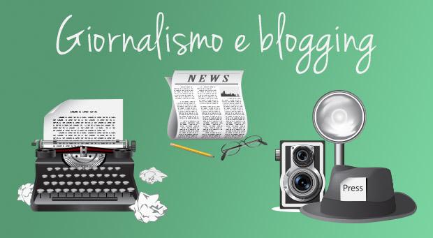 Giornalismo e blogging
