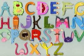 L'alfabeto della mia scrittura