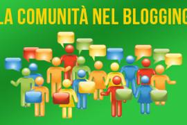 Blogging: la differenza fra pubblico e comunità