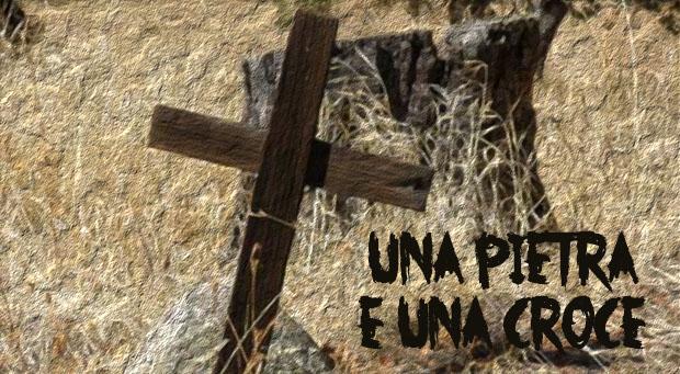 Una pietra e una croce