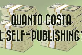 I costi del self-publishing
