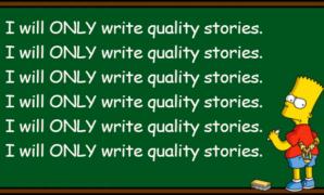 Requisiti per scrivere una storia di qualità
