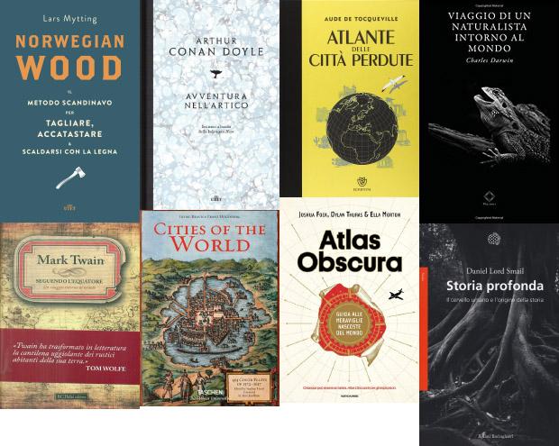 Libri inusuali da leggere