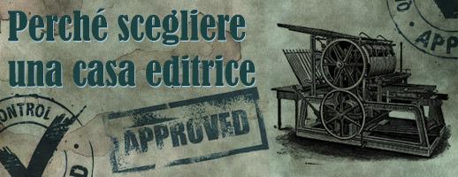 Scegliere un editore