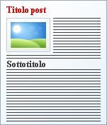Formato post