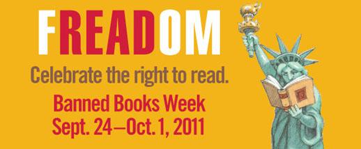 La settimana dei libri proibiti