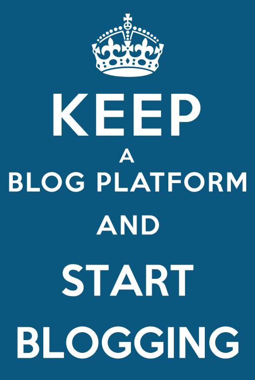 Il bello di scrivere nel blog