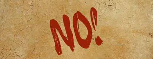 Cosa NON scrivere nel blog