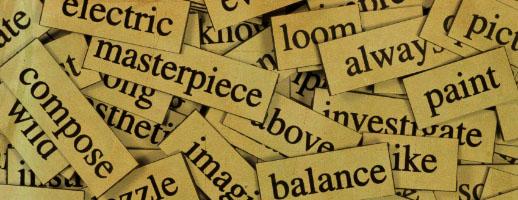 Come scegliere le parole in una storia