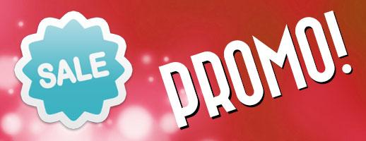 Pagine promozionali del blog