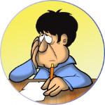 Lo scrittore pensante