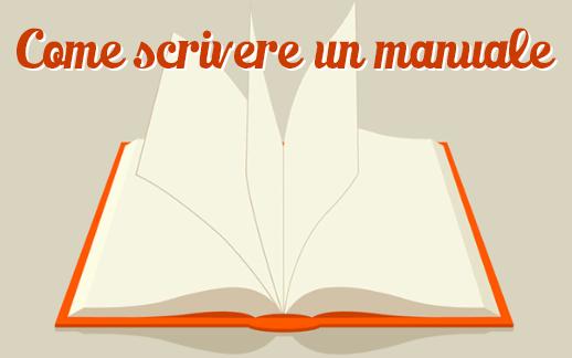 Come scrivere un manuale