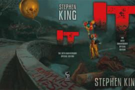 It di Stephen King: edizione speciale per il 25° anniversario