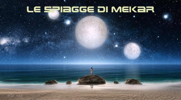 Le spiagge di Mekar