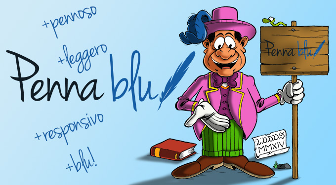 Il nuovo Penna blu