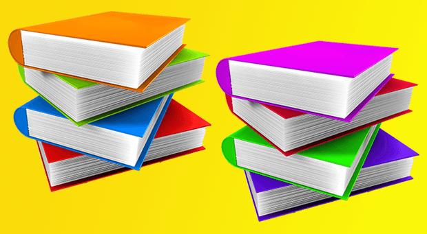 8 libri