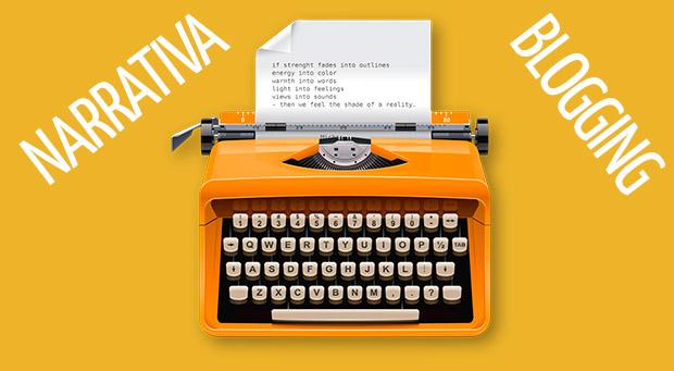 Come la narrativa aiuta il blogging