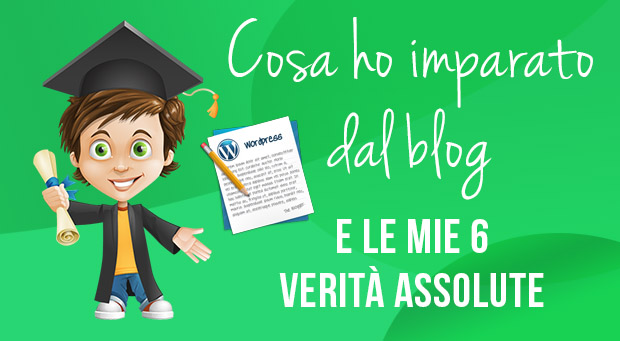 6 verità assolute sul mondo del blogging