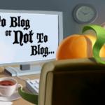 Lo scrittore moderno e il blogging: utilità o meno?