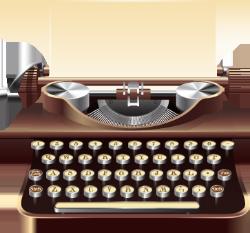 Macchina per scrivere per ghostwriting