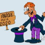 3 parole per il 2020