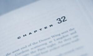 Scrivere la trama di ogni capitolo