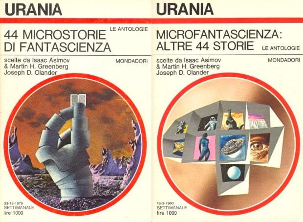 2 antologie di narrativa lampo per chi ama la fantascienza