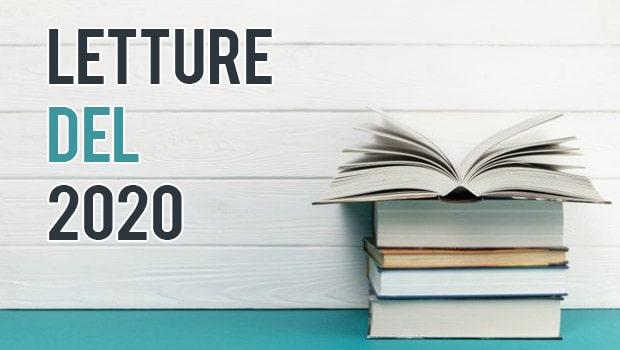 Le mie letture del 2020