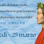 Dantedì: un giorno per migliorare l'italiano