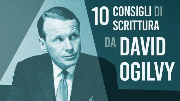 Consigli di scrittura da David Ogilvy